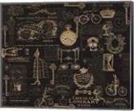 Vintage Steampunked Fine-Art Print