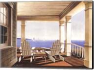 Veranda View Fine-Art Print