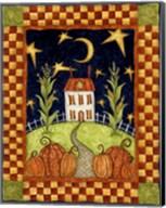 Pumpkin Moon Fine-Art Print