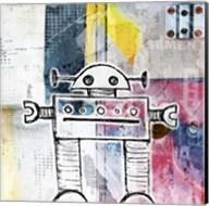 Small Bot Fine-Art Print