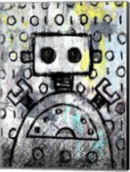 Urban Robot Color Fine-Art Print