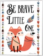 Be Brave Little One Fine-Art Print