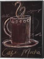 Mocha Sketch Fine-Art Print