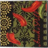 Chiles Ancho Fine-Art Print