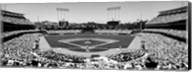 Dodgers vs. Yankees, Dodger Stadium, City of Los Angeles, California Fine-Art Print