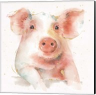 Farm Friends III Fine-Art Print