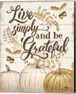 Grateful Season I Fine-Art Print