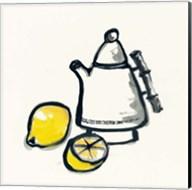 Tea and Lemons Fine-Art Print