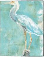 Coastal Egret II Fine-Art Print