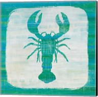 Ahoy II Blue Green Fine-Art Print