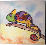 Colorful Creature Fine-Art Print