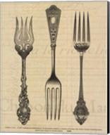 French Forks Fine-Art Print