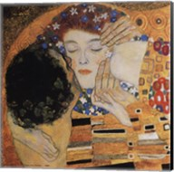 The Kiss, ca. 1907 Fine-Art Print