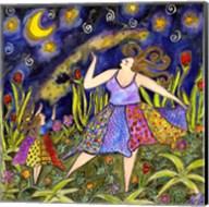 Big Diva & Fireflies Fine-Art Print