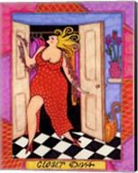 Big Diva Out Of The Closet Fine-Art Print