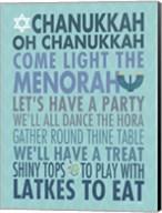 Chanukkah Fine-Art Print