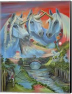 The Spirit of the Unicorn Fine-Art Print