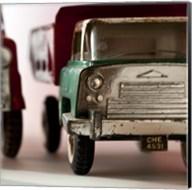 Green Truck Fine-Art Print