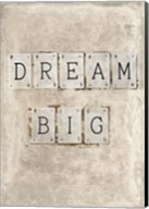 Dream Big Fine-Art Print