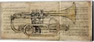 Trumpet 2 Fine-Art Print