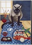 Sushi Lover Fine-Art Print