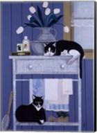 Oscar And Harold Fine-Art Print