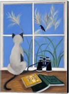The Birdwatcher Fine-Art Print