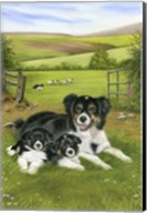 Happy Family Fine-Art Print