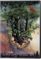 Save The Rainforest Fine-Art Print