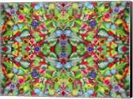 Flowers Pink 715 Fine-Art Print
