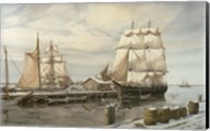Drying Sails - New Bedford Fine-Art Print