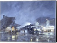Train Station Fine-Art Print