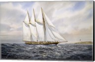 "Schooner  ""Atlantic"" Fine-Art Print"
