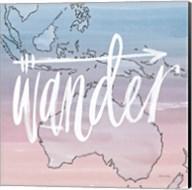 World Traveler Wander Fine-Art Print
