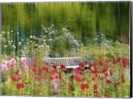 Rose Garden Impressions Fine-Art Print
