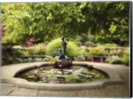 The Burnett Fountain Fine-Art Print