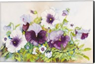 Early Pansies Fine-Art Print