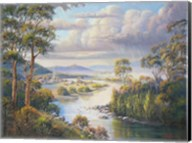Summer On The Clarence Fine-Art Print