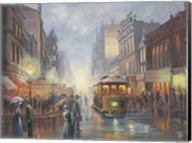 Sydney By Gaslight Fine-Art Print