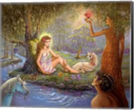 Fairy Of The Mystic Forest Fine-Art Print