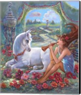 Flute Fairy Fine-Art Print