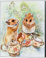 The City Mouse And The Country Mouse Fine-Art Print