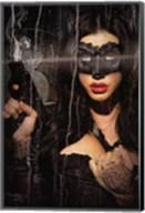 Masked Madness Fine-Art Print