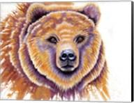 Grizzly Bear Fine-Art Print