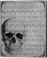 Vintage Skull Fine-Art Print