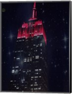 Starry Night In New York Fine-Art Print