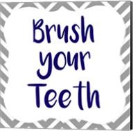 Brush Your Teeth Fine-Art Print