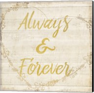 Always and Forever Fine-Art Print