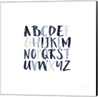 Boy Upper Letters Fine-Art Print