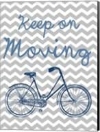 Keep On Moving Fine-Art Print